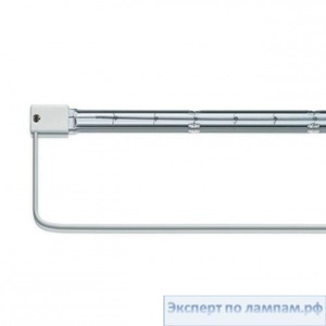 Лампа инфракрасная линейная DR.FISCHER White Integrated Reflector 13568U/98 144V 1600W U-CLIP - DF-924586257706