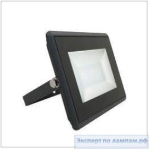 Светодиодный прожектор Osram Downlight Slim Floodlight 50W/3240/3000K BK RU - O-4058075176690