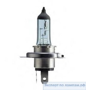 Автолампа 35034028 Philips 12342 BVU SM H4 12V 60/55W P43t 38 - PH-35034028