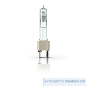 Лампа специальная галогенная студийная Philips 6963Z CP/85 5000W 240V G38 - PH-8711500186782
