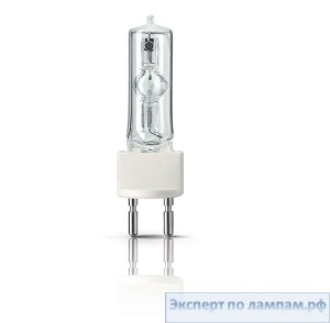 Металлогалогенная студийная лампа PHILIPS MSR 1200W G22 5900К - PH-872790091121300
