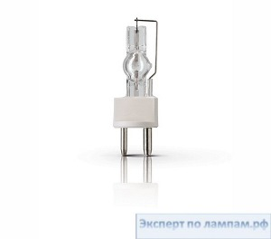 Металлогалогенная студийная лампа PHILIPS MSR 2000 SA GY22 6000K (HTI 1800W/SE) - PH-872790091573000