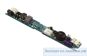 LED драйвер TCI LV HR TRACK 1-10V 357 OF - TCI-126038OF