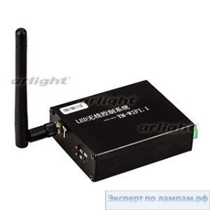 Контроллер YM-WIFI (2048 pix, 5-24V, WiFi, TCP/IP) - Arlight-015113