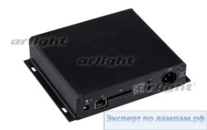 Контроллер LC-8Xi (8192 pix, 5V, SD, TCP/IP) - Arlight-017517