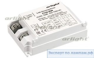 Диммер тока CT20-DIM (220V, 20W, 350-700mA) - Arlight-019246