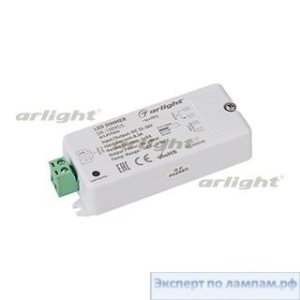 Диммер SR-1009CS (12-36V, 96-288W) - Arlight-019466