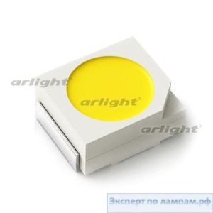 Светодиод ARL-3528WW (H343W) 3000K - Arlight-019496