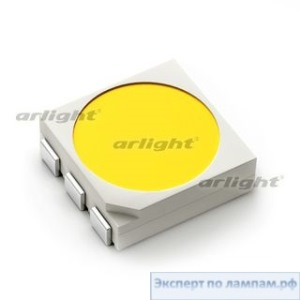 Светодиод ARL-5060NW3 White (H343) - Arlight-019501