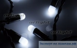 Гирлянда ARL-BULLET-5000-50LED White (220V, 5W) - Arlight-019847