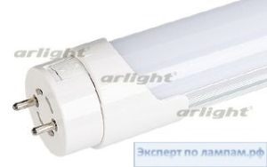 Светодиодная Лампа ECOTUBE T8-600DR-10W-220V Warm White - Arlight-021465
