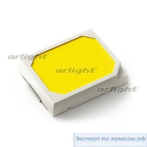 Светодиод ARL-2835CW-L80 White (D489W) - Arlight-021541