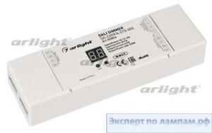 Диммер DALI SR-2309FA-DT8-MIX (12-36V, 4x5A) - Arlight-023814