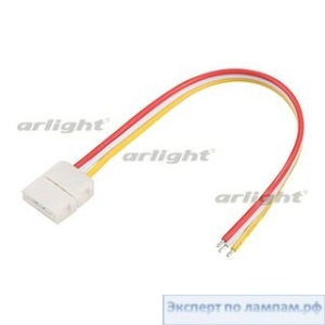 Коннектор выводной FIX-MIX-10mm-150mm-X1 (3-pin) - Arlight-023953