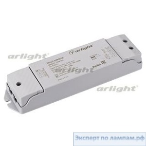 Диммер SMART-DIM105 (12-48V, 15A, TRIAC) - Arlight-025029
