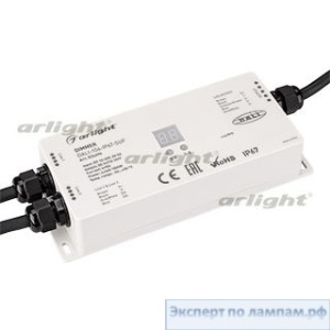 INTELLIGENT ARLIGHT Диммер DALI-104-IP67-SUF (12-36V, 4x5A) - Arlight-026496