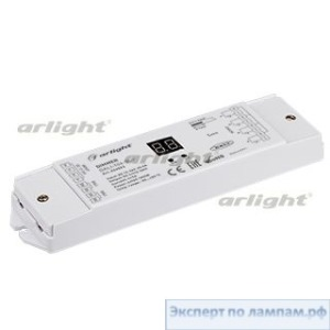 INTELLIGENT ARLIGHT Диммер DALI-104-SUF (12-36V, 4х5А) - Arlight-026503