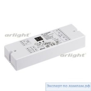 INTELLIGENT ARLIGHT Диммер DALI-104-PD-SUF (12-36V, 4х8А) - Arlight-026504