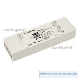 INTELLIGENT ARLIGHT Диммер DALI-104-MIX-DT8-SUF (12-36V, 4х5А) - Arlight-026506