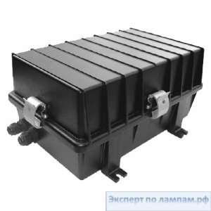 Корпус для моноблока FL-01 BOX 1000W/2000W 400x265x188 IP65 BLACK FOTON-корпус - FL-608703