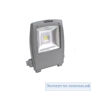 Светодиодный прожектор FL LED MATRIX-FLAT 30W YELLOW AC85-265V 30W 175x130x80 (S145) - FL-8068885877973