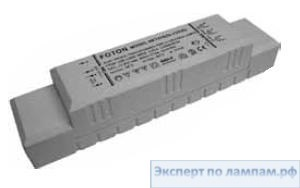 FOTON LED trans FLS-IP67- 60-12 60w Uout=12v Uin=170-250v,180x70x51mm 850g IP67 (S121) -трансформатор - FL-857456
