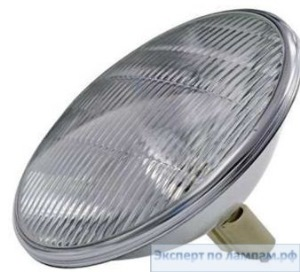 Лампа специальная студийная General Electric SHOWBIZ CP86 Q500PAR64/VNSP 230V 500W 3200K 240000cd 300h GX16d - GE-73581