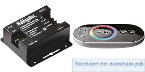 Контроллер для СД-ленты 12 В ND-CRGB360SENSOR-IP20-12V - NAV-71493