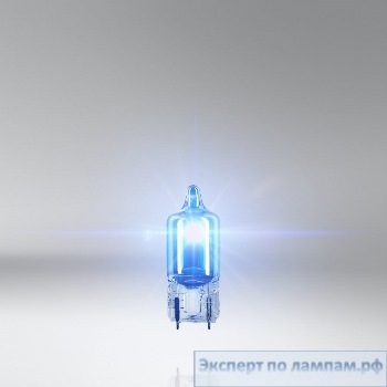 Габаритная лампа Osram 2825HCBI COOL BLUE INTENSE W5W - O-4008321650856