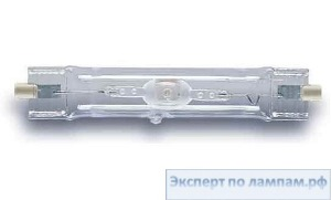 Металлогалогенная лампа OSRAM HQI-TS 150W WDL EXCELLENCE UVS RX7S-24 11700lm d23x132 - O-4008321964342