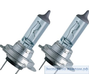 Автомобильная лампа OSRAM Cool Blue 9003-CB HB23)/H4 12V 60/55W P43t (100 box) - O-4050300575193