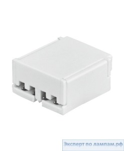 Коннектор для светодиодных лент Osram LINEARlight FLEX IP00 Connection System FX-SC08-G2-CT4PJ (Jumper) - O-4052899464858