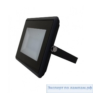 Светодиодный прожектор Osram Downlight Slim Floodlight 20W/1440/6500K BK RU - O-4058075176614
