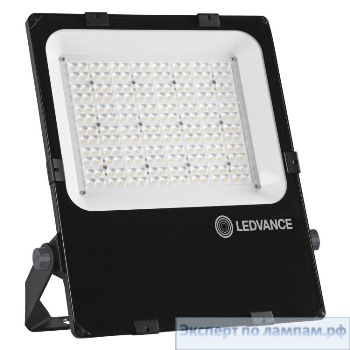 Светодиодный прожектор LEDVANCE FLOODLIGHT PERFORMANCE FL PFM SYM R30 200 W 4000 K BK - O-4058075353787