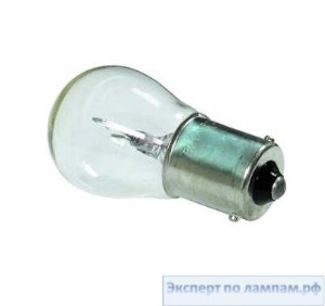 Автолампа 38198673 Philips 12498 LLECO CP P21W 12V - PH-38198673