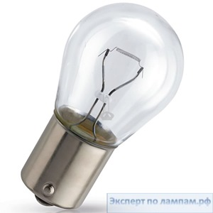 Автолампа 05549130 Philips 12498 B2 P21W 12V - PH-5549130