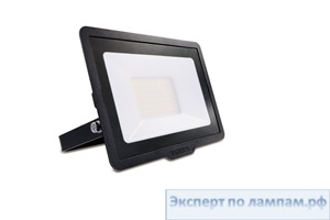 Светодиодный прожектор Philips LED BVP150 LED25/ WW 30W 220-240V SWB 2550lm 3000K 170x130x30 black - PH-871016333017499