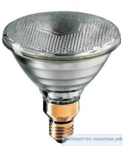 Лампа-фара накаливания Spot 120W PAR38 230V E27 30° FL Philips - PH-871150060041715