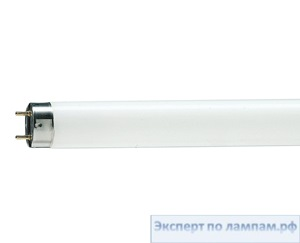 Лампа люминесцентная T8 Philips MASTER TL-D 90 Graphica 220V 58W G13 6500K 3350lm - PH-871150088877825