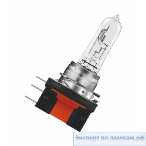 Галогеновая лампа для легковых автомобилей Philips H15 Standard 12580B1 12V 55/15W PGJ23t-1 (8719018020031) - PH-8719018020017