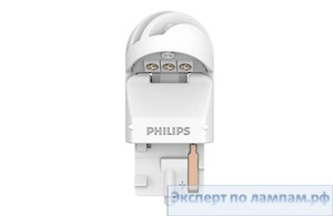 Светодиодная лампа Philips LED-RED [W21W] XU2 11065XURX2 12/24V 2.1W W3x16d (8719018051547) - PH-8719018051530
