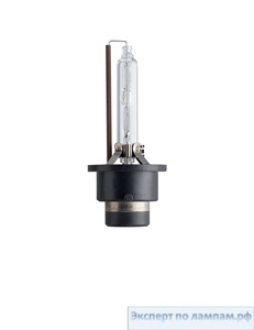 Ксеноновая лампа Philips D4S Vision 42402VIC1 42V 35W P32d-5 (8727900364866) - PH-8727900364859