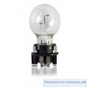 Галогеновая лампа для легковых автомобилей Philips PW24W Standard 12182HTRC1 12V 24W WP3,3x14,5/3 (8727900397369) - PH-8727900391961