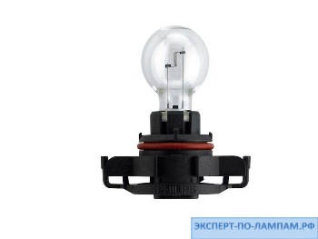 Галогеновая лампа для легковых автомобилей Philips PS19W Standard 12085C1 12V 19W PG20/1 (8727900390988) - PH-8727900696530