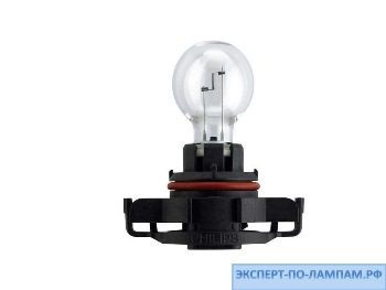 Галогеновая лампа для легковых автомобилей Philips PS19W LongLife 12085LLC1 12V 19W PG20/1 (8727900390926) - PH-8727900700466