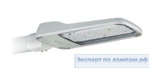 Уличный светильник Philips Coreline Malaga LED BRP102 LED110/740 DM 42-60A - PH-910925865344