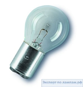 Сигнальная лампа Radium High pressure, low voltage-traffic lamps SVA-NUE 20W/10/BA20S - RAD-11411067