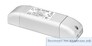 Трансформатор TCI W 105 LED 4+105W 12Vac 166x46x34mm TCI-119812